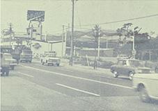 昭和42年 中根南部土地区画整理