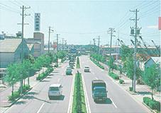 昭和57年 鳴海西部土地区画整理